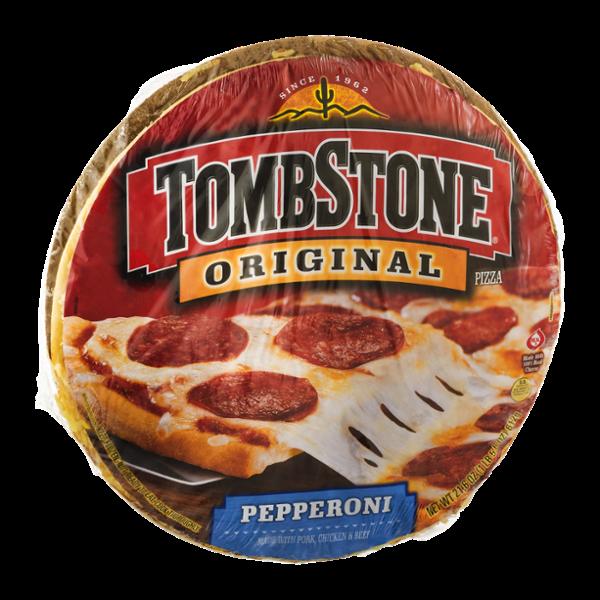 Tombstone Original Pizza Pepperoni