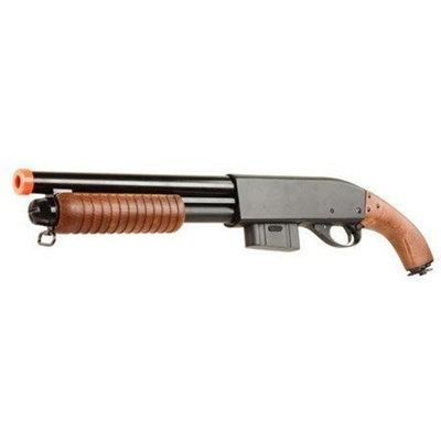 M8870 Metal Body Sawed Off Pump Action Shotgun Airsoft Gun