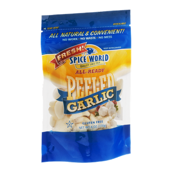 Spice World Garlic Peeled