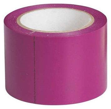 BRADY 102831 Marking Tape, Cont Roll, Purple,36 yd.