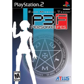 Shin Megami Tensei Persona 3 FES (PlayStation 2)