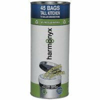 Aluf Plastics 13090045 HarmonyX Tall Kitchen Bags - 45-Pack