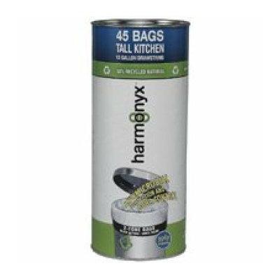 Aluf Plastics 13090045 HarmonyX Tall Kitchen Bags - 45-Pack