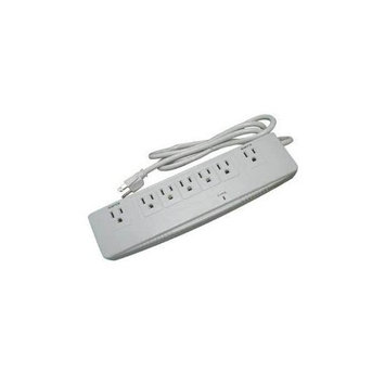 TRANS USA PRODUCTS INC. Trans Usa Products ATN17636 Products 7 Outlet Pro Surge Protector for Aquarium Light