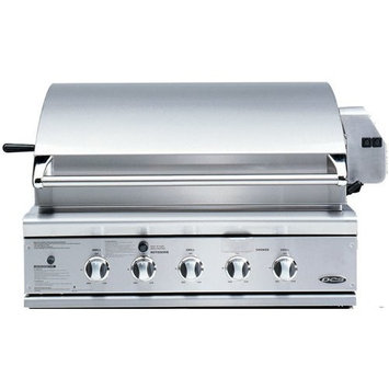 DCS BGB36-BQAR-N 36-Inch Natural Gas Traditional Grill, Brushed Stainless Steel