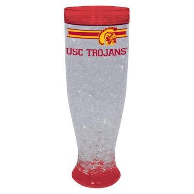NCAA USC Trojans Ice Pilsner Glass