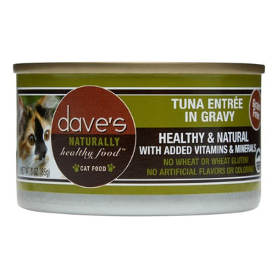 Dave's Pet Food Dave's Cat Food Grain-Free Tuna Dinner