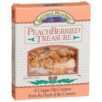 Leonard Mountain Treasure Fruit Dip, Peachberried, 2 Ounce (Pack of 6)