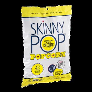 Skinny Pop Popcorn Ultra Lite White Cheddar
