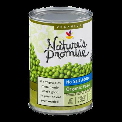 Nature's Promise Organic Peas No Salt Added
