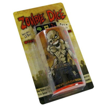 Publisher Services Inc Zombie Dice