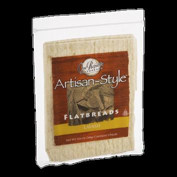 One Republic Flatbreads Artisan-Style Lavash