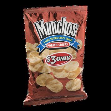 Munchos Brand Potato Crisps