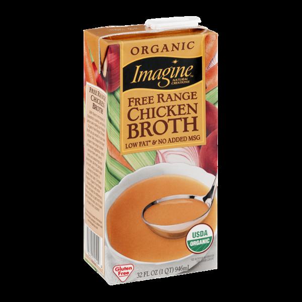 Imagine Broth Free Range Chicken Organic