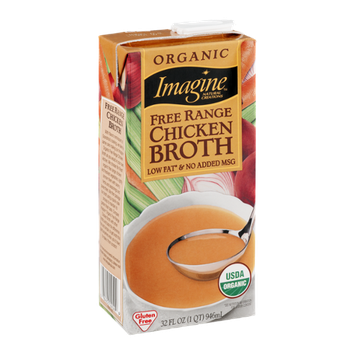 Imagine Broth Free Range Chicken Organic