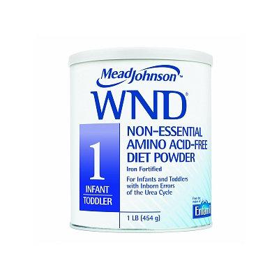 Mead Johnson WND 1:  Non-Essential Amino Acid-Free Diet Powder