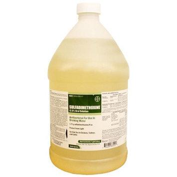 Bayer Animal Health 001AGL-1G Sulfadimethoxine 12.5 Percent Oral Solution