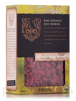 Ojio - Goji Berries Raw Organic - 8 oz.