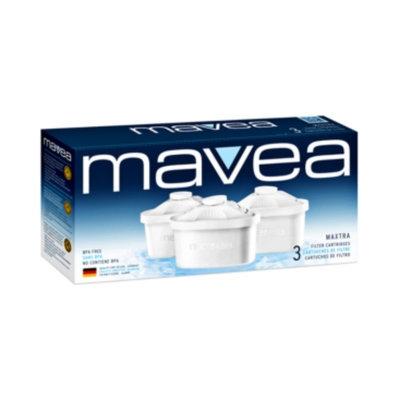 MAVEA Replacement Filters Maxtra, 3 ea
