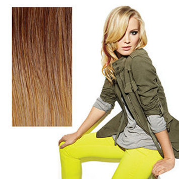 POP Put On Pieces Clip-In Two-tone Ombre