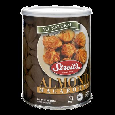 Streit's All Natural Gluten Free Almond Macaroons