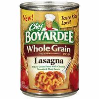 Chef Boyardee Whole Grain Lasagna