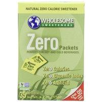 Wholesome Sweeteners Zero Carton, 35-Count (Pack of 3)