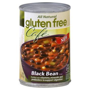 Health Valley Gluten Free Cafe Soup, Black Bean - 15 oz