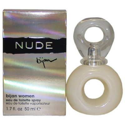 Bijan Nude Eau De Toilette Spray Women by Bijan, 1.7 Ounce