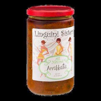 Linguini Sisters All Natural Arrabbiata