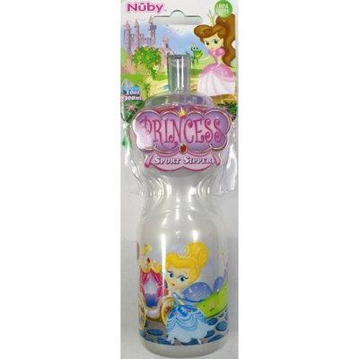 NUBY BPA FREE 10 oz Sport Sipper - Princess