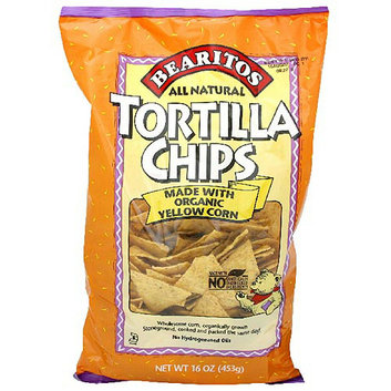 Bearitos Yellow Tortilla Chips