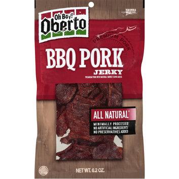 Oh Boy! Oberto BBQ Pork Jerky