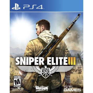 505 Games Sniper Elite III: Afrika (PlayStation 4)