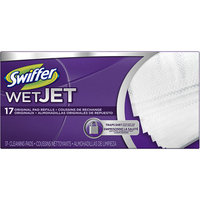 Swiffer WetJet Original Pad Refills Cleaning Pads