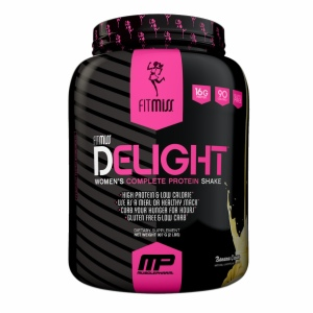 Fitmiss FitMiss Delight Women's Complete Protein Shake Banana Cream - 2 lbs