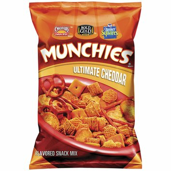 Munchies Ultimate Cheddar Snack Mix