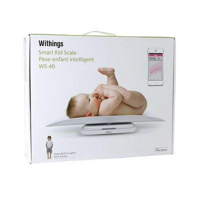 Withings Smart Kid Scale WS-40