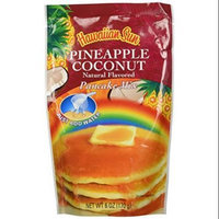 Generic Hawaiian Pineapple Coconut Pancake Mix From Hawaii