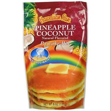 Generic Hawaiian Pineapple Coconut Pancake Mix From Hawaii