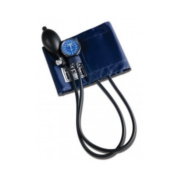 Graham Field Labstar with Deluxe Sphygmomanometer Size: Adult, Color: Blue
