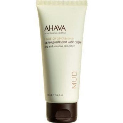 AHAVA Dermud Intensive Nourishing Hand Cream, 4.2 fl. oz.