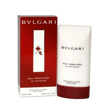 Bvlgari Red Tea Body Lotion for Women by Bvlgari, 6.8 Ounce