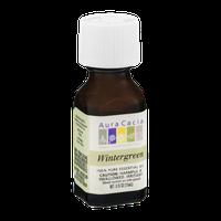 Aura Cacia Pure Aromatherapy 100% Pure Essential Oil Wintergreen
