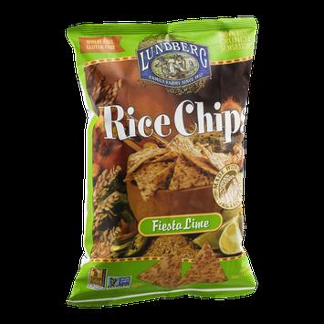 Lundberg Rice Chips Fiesta Lime