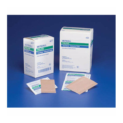 Kendall Healthcare Products Telfa Adhesive Pad