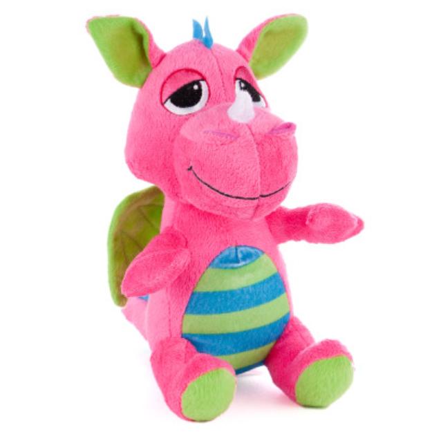 Grreat Choice Dragon Squeaker Dog Toy