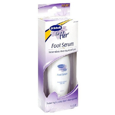Dr. Scholl's Dr Scholl's For Her Foot Serum 1.7 Fl Oz