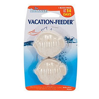 Penn-plax Pro Balance® Betta Vacation Feeding Blocks, Fish Shape