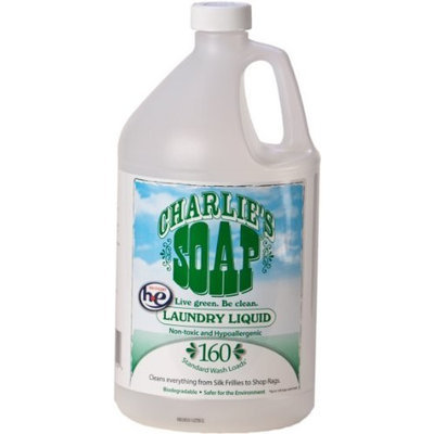 Charlie's Soap Laundry Liquid Gallon, 128-Ounce (Pack of 4)